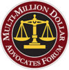 Multi-Million Dollar Advocates Forum Icon