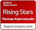Super Lawyers Rising Stars Icon - Click to Open
