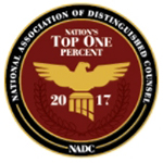 National Association of Distinguished Counsel Icon - Click to Open Link