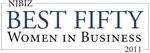 NJBIZ Best Fifty Women in Business Icon