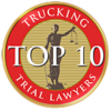 Top 10 Trucking Trial Lawyers Icon