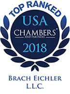 USA Chambers Top Ranked Icon - Click to Open Link