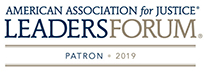 American Association for Justice Leaders Forum Patron Icon
