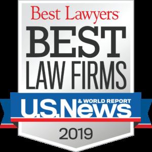 Best Lawyers Best Law Firms U.S. News Icon